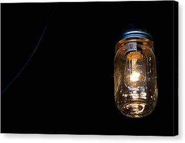 Bearing The Light Canvas Print by Randy Bayne