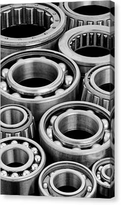 Bearings Canvas Print by Jim Hughes