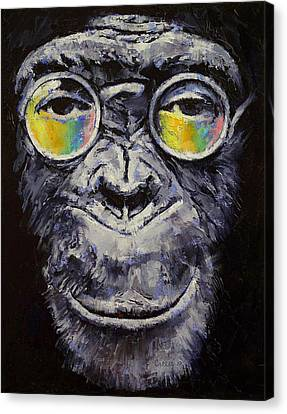 Beatnik Canvas Print by Michael Creese