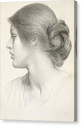 Beatrice Stuart Canvas Print