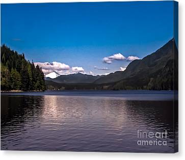 Beautiful Bc Canvas Print by Robert Bales