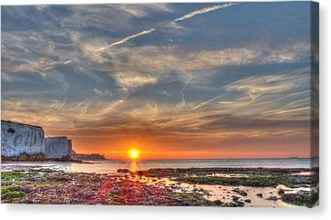 Beautiful Botany Bay Canvas Print