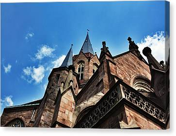 Beautiful Church  Canvas Print by Daniel Precht