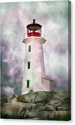 Beautiful Coastal Peggy Canvas Print