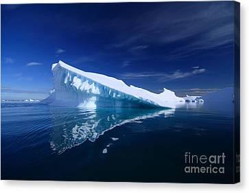 Beautiful Iceberg Canvas Print by Boon Mee