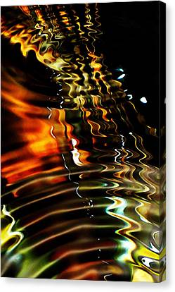 Beautiful Mixed Messages Canvas Print by Terril Heilman