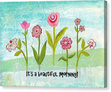 Beautiful Morning Canvas Print by Carla Parris