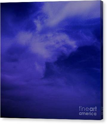 Beautiful Sky Canvas Print by Saribelle Rodriguez