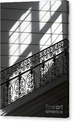 Beautiful Staircase Canvas Print