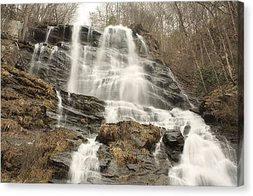 Beautiful Waterfall Canvas Print