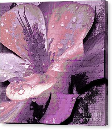 Beauty Ix Canvas Print by Yanni Theodorou