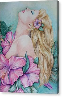 Beauty Canvas Print