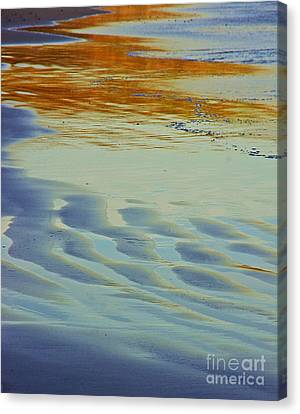 Beauty Of Nature Canvas Print