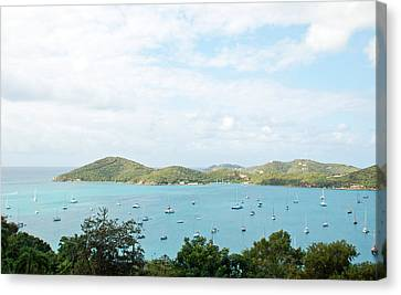 Beauty Of St Thomas Canvas Print by Aimee L Maher Photography and Art Visit ALMGallerydotcom