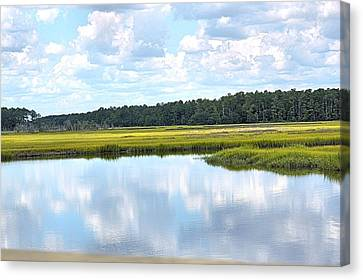 Beauty Of The World Canvas Print