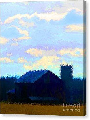Beauty Canvas Print by Tina M Wenger