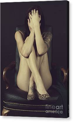 Beauty Undefined Canvas Print by Adam LeCroy