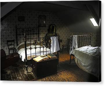 Bedroom Canvas Print by Svetlana Sewell