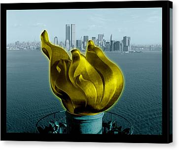 Before 9.11 Canvas Print by Gary Grayson