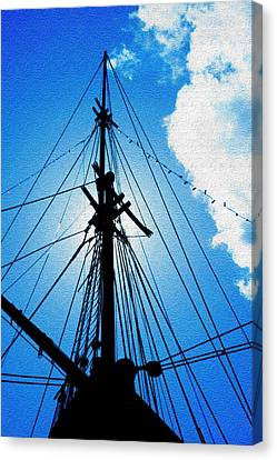 Before The Mast Canvas Print