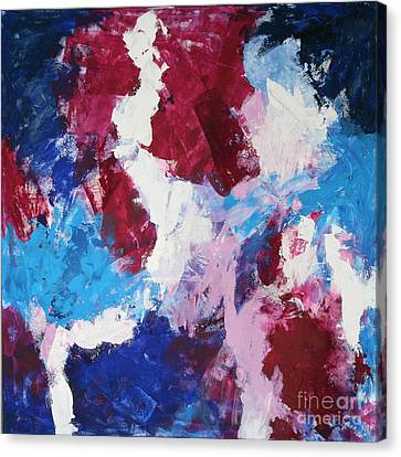 Canvas Print - Beginning by Mordecai Colodner