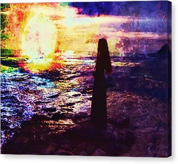 Being Called Away Canvas Print by Joe Misrasi