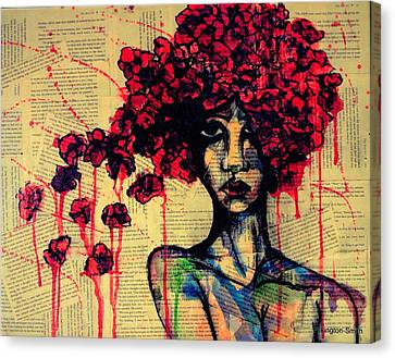 Bell Jar Canvas Print