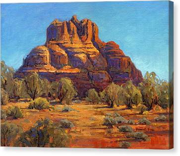 Bell Rock, Sedona Arizona Canvas Print