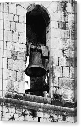 Bell Tower Valbonne Abbey Canvas Print