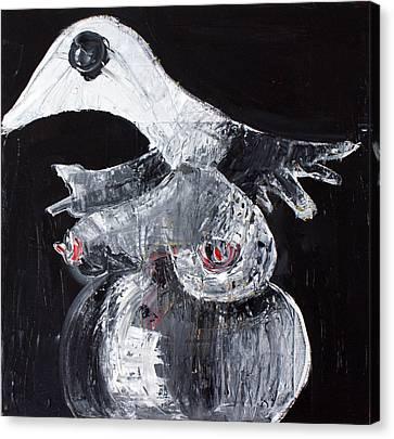 Bella Canvas Print by Sanne Rosenmay