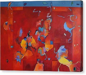 Bella Soledad Canvas Print by Bernard Goodman