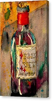 Bella Vita Canvas Print by Beverley Harper Tinsley