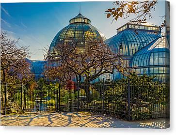 Belle Isle Arboretum Canvas Print
