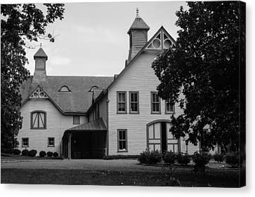 Belle Meade Mansion Carriage House Canvas Print
