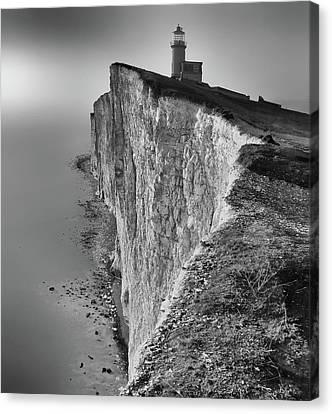 Belle Tout Lighthouse Canvas Print
