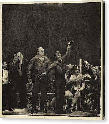 Bellows John Sullivan Canvas Print by Granger