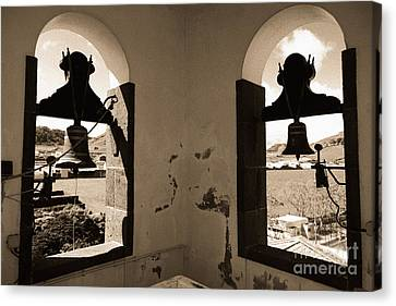 Bells Canvas Print by Gaspar Avila