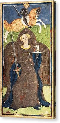 1420 Canvas Print - Bembo, Bonifacio 1420-1482. The by Everett