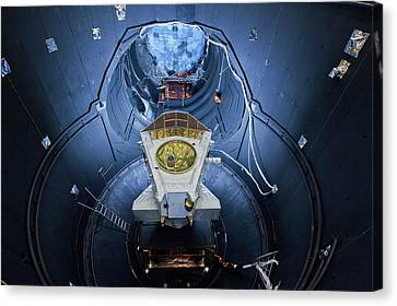 Bepicolombo Mission Testing Canvas Print