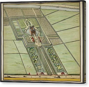 Berkenrode Canvas Print by British Library