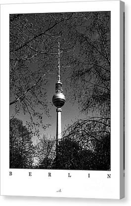 Berlin - Spring Canvas Print by ARTSHOT  - Photographic Art