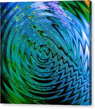 Bermuda Blue Canvas Print by Michael Durst