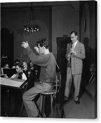 Bernstein & Goodman, C1947 Canvas Print