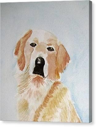 Best Friend 2 Canvas Print
