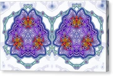 Best Friends Canvas Print by Renee Trenholm
