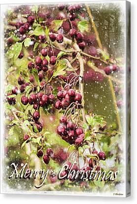 Best Of All Gifts - Seasonal Art Canvas Print by Jordan Blackstone