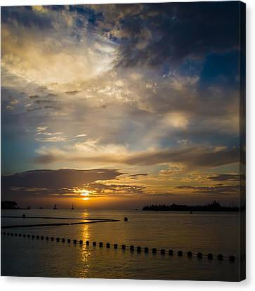 Best Part Of The Day Canvas Print