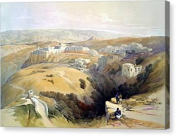 Bethlehem  Canvas Print by Munir Alawi