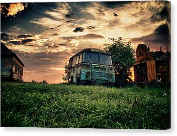 Better Days Canvas Print by Marvin Blaine