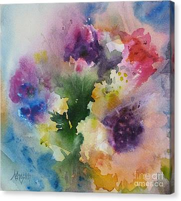 Beyond Compare Canvas Print by Donna Acheson-Juillet